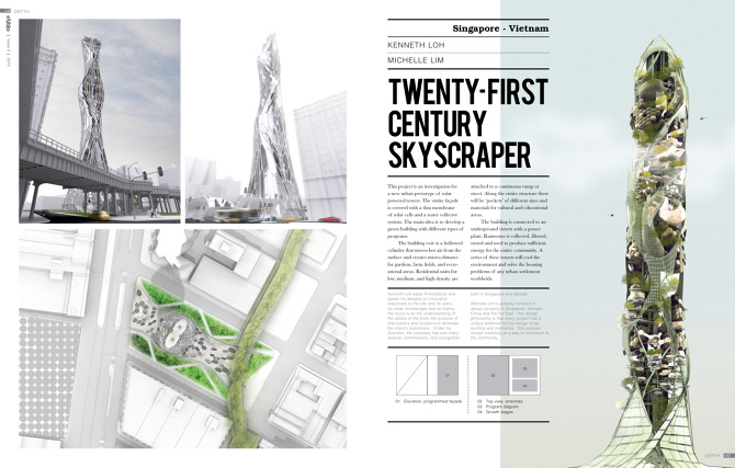 Skyscrapers of the future evolo for Sichuan cendes architectural design company limited